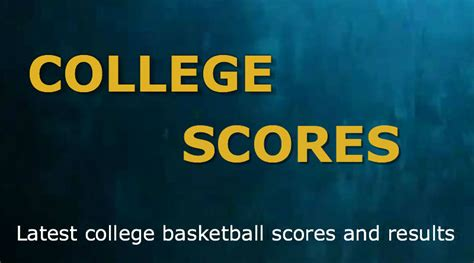 ncaa college basketball scores college basketball scores jpg