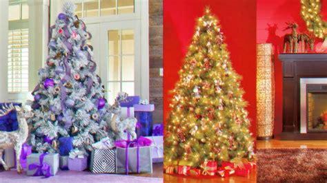 los mejores arboles navide 209 os para decorar tu hogar youtube