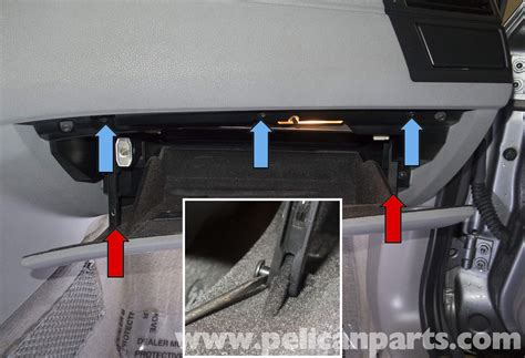 pelican technical article bmw  glovebox replacement