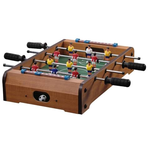 Foosball Tabletop Soccer by Personalised Table Top Football Game By Auntie Mims