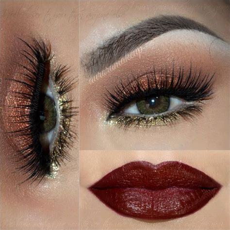 valentines makeup 20 s day eye makeup ideas looks trends 2016