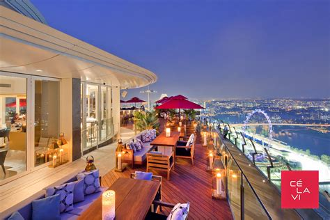 Roof Top Bars Singapore by 10 Best Rooftop Bars In Singapore Singapore Best Nightlife