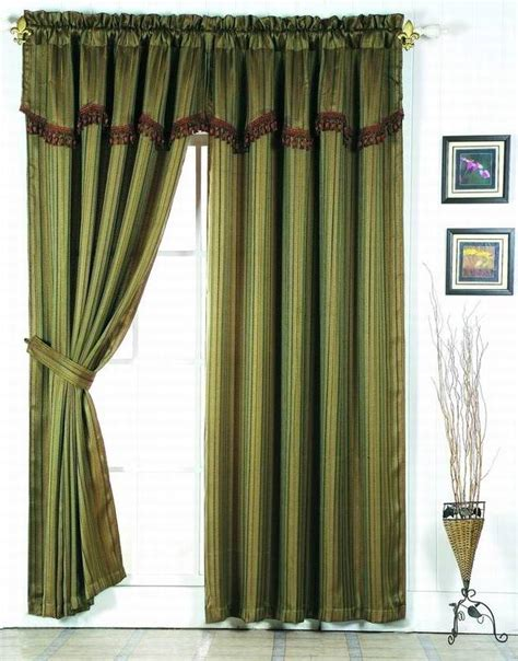 Sheer Green Curtains Olive Green Curtains Sheers Www Imgkid The Image Kid Has It