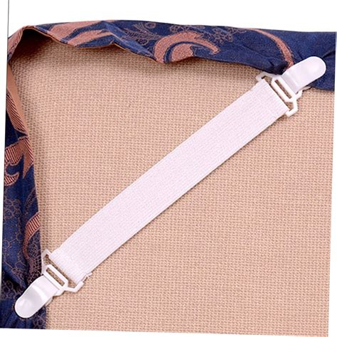 bed sheet holders 4 bed sheet mattress cover blankets grippers clip holder