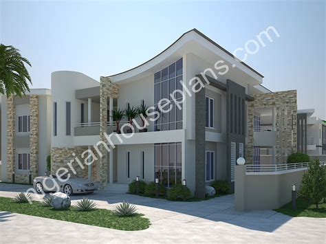 nigeria house plans 6 bedroom duplex house plans in nigeria escortsea