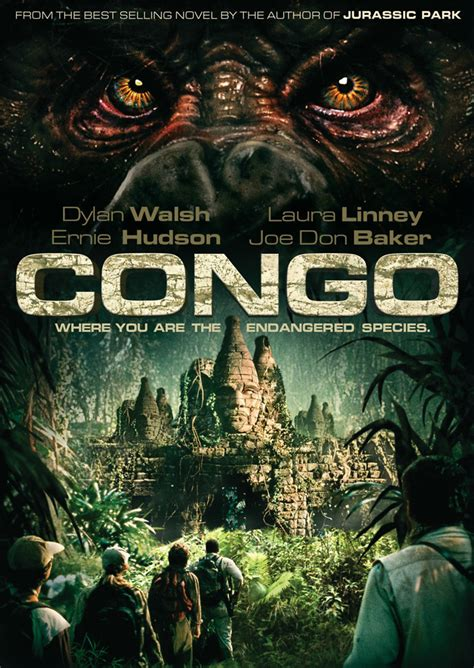 venom of the mountain books congo dvd release date