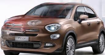 Fiat 500x Crossover Fiat 500x A Worthy Contender In The Crossover Suv Market