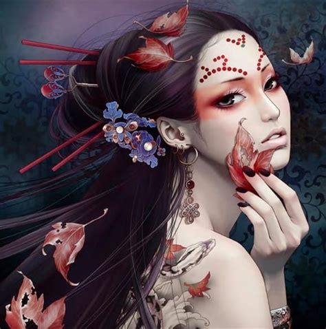 geisha the truth beyond the fantasies pin by viola liu on awesome fantasy art geisha and anime