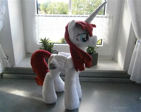 Handmade Plushies - handmade fausticorn oc plushie by hipsterowlet on deviantart