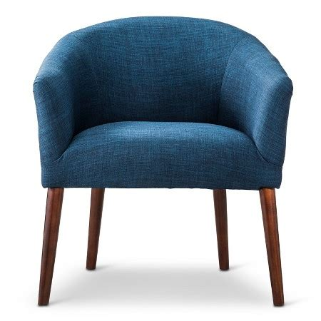 blue barrel chair 7 affordable accent chairs 200 birkley interiors