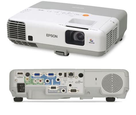 Proyektor Epson jual harga proyektor epson eb 915w ansi lumens 3200 wxga