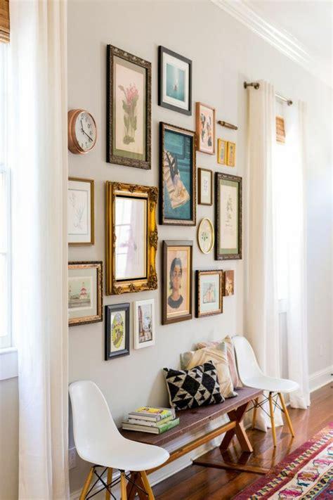 cuadros para recibidores 1001 ideas para decorar las recibidores peque 241 os