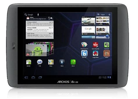 Bateri Tablet Android by Archos 80 G9 Y Archos 101 G9 Tablets Android Honeycomb