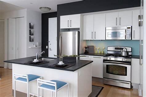 Kitchen Island Makeover Ideas black white and blue kitchen ideas kitchen and decor