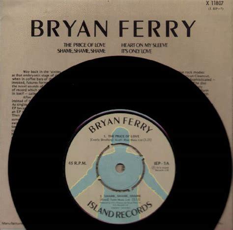 lyrics bryan ferry songs on vivaroxymusic
