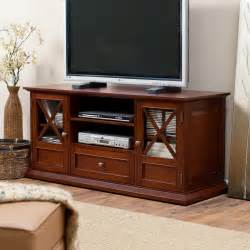 tv stands for 55 inch tv belham living hton 55 inch tv stand cherry at hayneedle