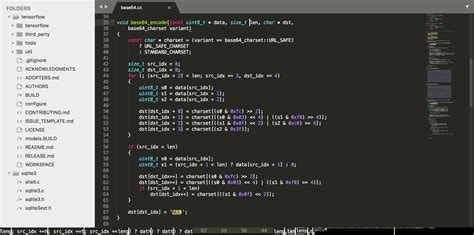 sublime text 3 osx theme sublime text 3 for mac 3143 序号版 绝对强大的代码编辑神器 爱情守望者