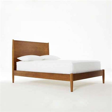mid century modern beds midcentury bed frames sfgate