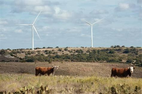 pattern energy texas logan s gap wind facility in texas is now fully operational