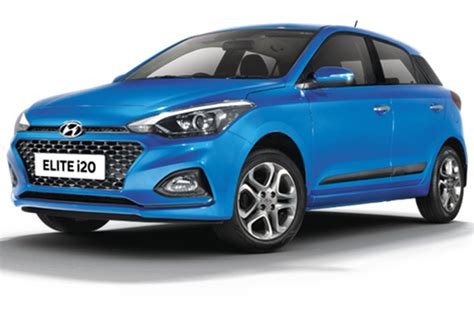 Hyundai I20 Automatic by 2018 Hyundai Elite I20 Automatic Variant To Launch In May