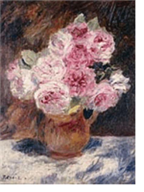 fiori impressionisti the moving auguste renoir gallery