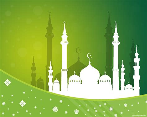 wallpaper green mosque islam clipart power point pencil and in color islam