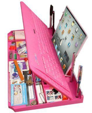 Bookbank Organizer For Tablet Pink bluetooth 6 in 1 keyboard and organizer with tablet stand restt color pink computers