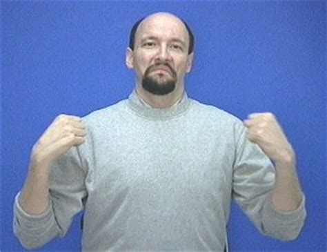 """brave"" asl american sign language"