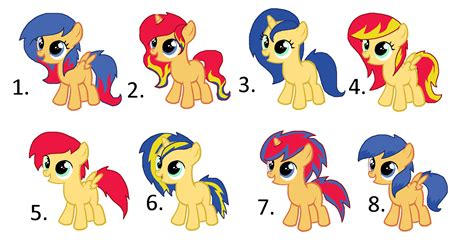 tutorial flash v gen c1 adopt a pony 135 flash x sunset by crystalmoon101 on