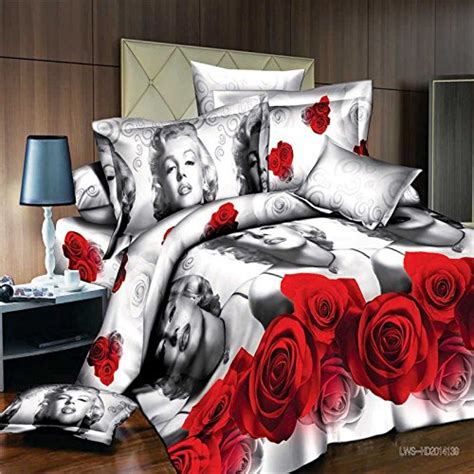 beautiful marilyn monroe bedding sets and comforters