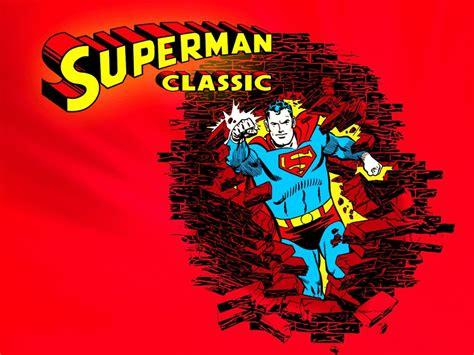 classic superman wallpaper superman art entertainment superhero vintage