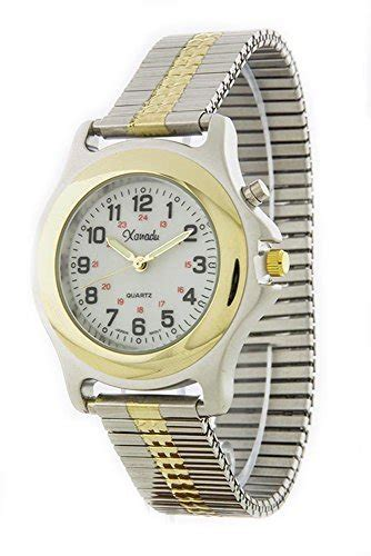 s watches s indiglo time two tone