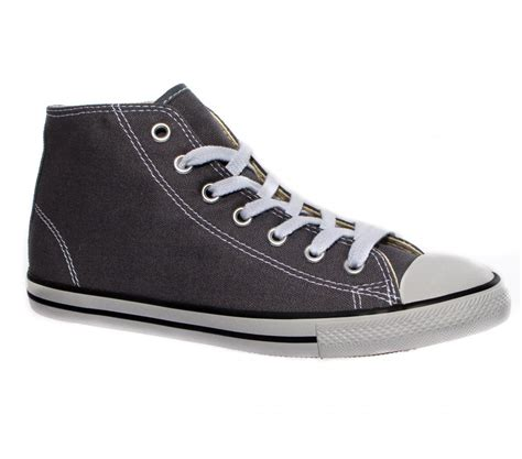 Converse Ct As Ii Ox Thunder Grey Original converse ct dainty mid 547147c thunder womens shoes treds