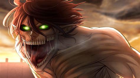 Kaos Anime Titan Rogue Eren Attack On Titan animeddy top 6 strongest attack on titan shifters 2015