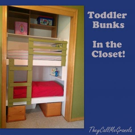 closet beds 1000 images about small nursery for two on pinterest