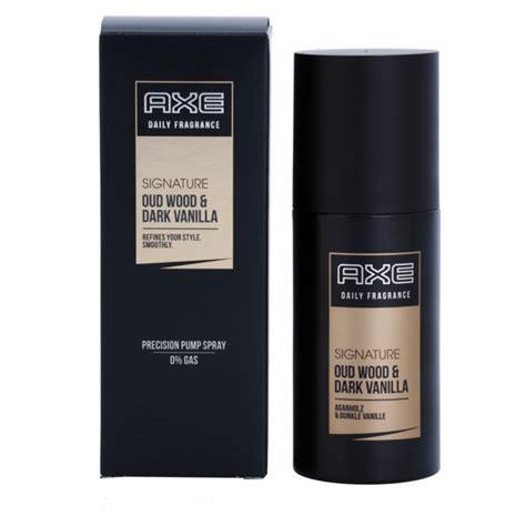 Parfum Axe Signature axe signature spray corporel pour homme 100 ml notino fr