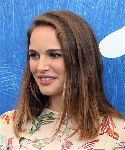 natalie portman hairstyles in 2018
