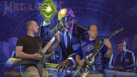 Hangar 18 Megadeth by Megadeth Hangar 18 Guitar Cover Lrrg