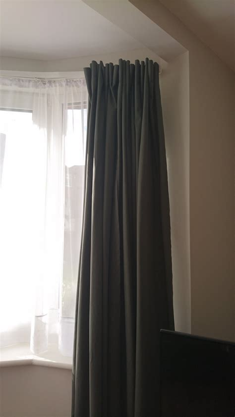 extra long curtains ikea need extra long curtains here s my ikea hack fifi mcgee
