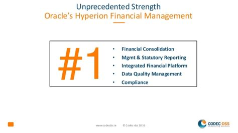 Fas95 Top hyperion financial management
