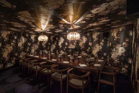 restaurants in nyc with private dining rooms luxury private dining rooms at restaurant ours