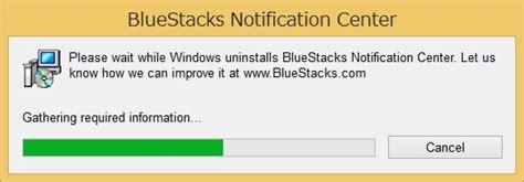 Bluestacks Notification Center | blue stacks ブルースタックス を完全削除する方法 windowsパソコン初心者ナビ