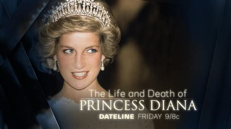 princess diana dateline friday preview the and of princess