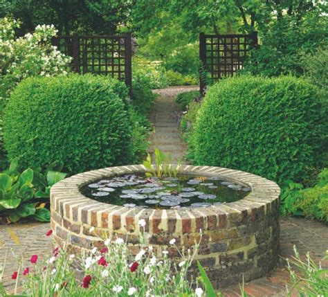 Water Feature Gardens Ideas 25 Best Ideas About Raised Pond On Koi Pond Design Koi Fish Pond And Fish Ponds