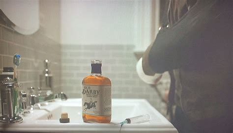 house of bourbon wtf is the deal with that syringe and bourbon in house of cards