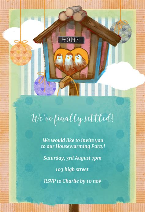 finally settled housewarming invitation template