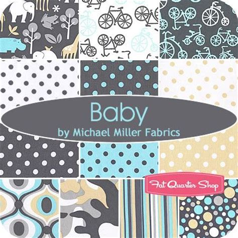 Baby Boy Quilt Fabric by Baby Boy Fabric