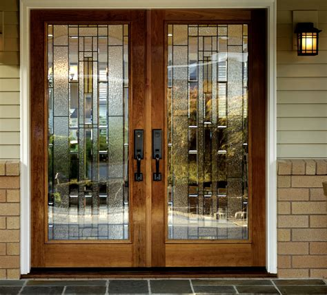 Awesome Double Exterior Doors On Installing A New Double Installing Exterior Doors