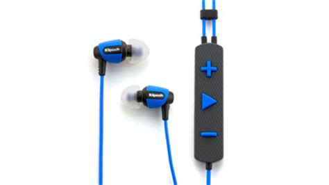 klipsch image s4i rugged blue all weather in