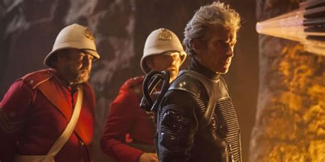 The Empress Of Mars doctor who s10 e9 the empress of mars filmink